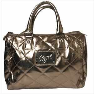 VS Satchel Angel wings collection Quilted Vintage